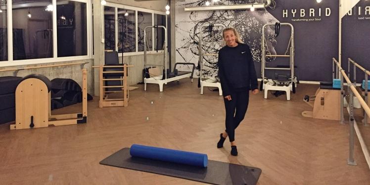 pilates Julia